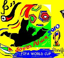 Fifa south africa by pilanehimself