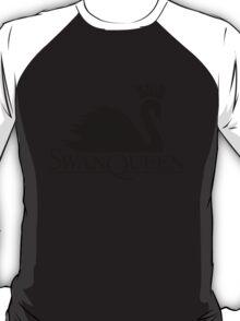Swan Queen Black T-Shirt