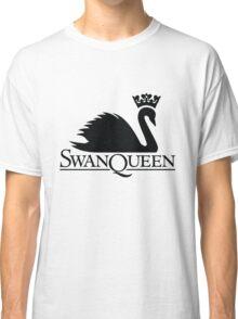 Swan Queen Black Classic T-Shirt