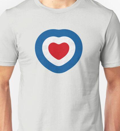 MOD's  Heart Unisex T-Shirt