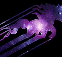 Unicorn Rush star coordinate - Galaxy by Trending4Life