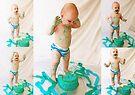 Happy Birthday Collage #2 by Evita