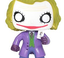 Funko Pop Batman The Joker by V-A-Photography