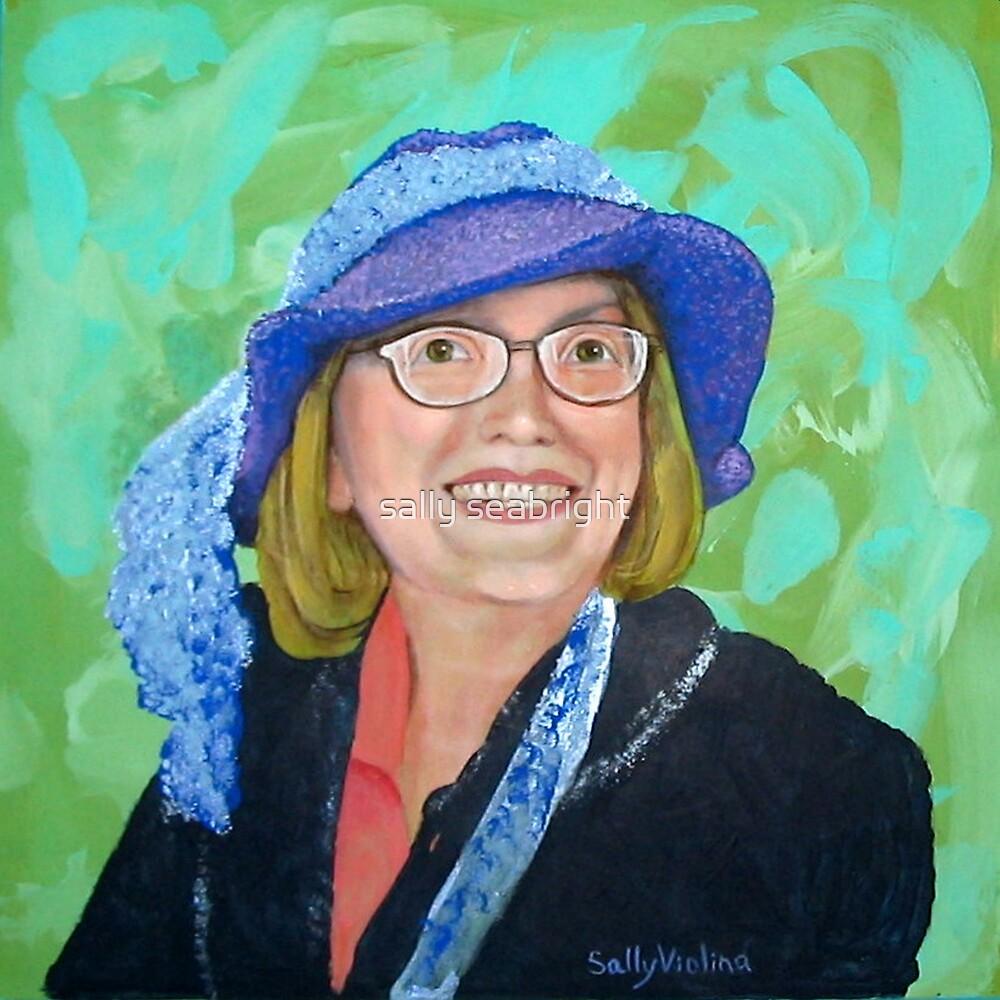 Vernie's Hat by sally seabright