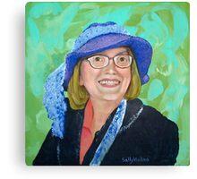 Vernie's Hat Canvas Print