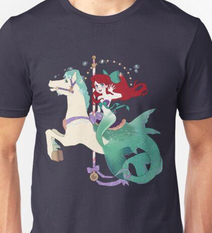 Carousel: So Wonderful  Unisex T-Shirt