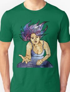 Girl from space T-Shirt