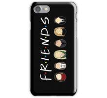 Friends Tiggles iPhone Case/Skin