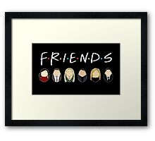 Friends Tiggles Framed Print