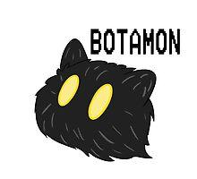 Botamon by Protodramon