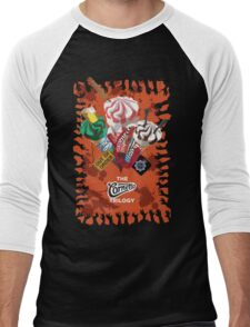 The Cornetto Trilogy Men's Baseball ¾ T-Shirt