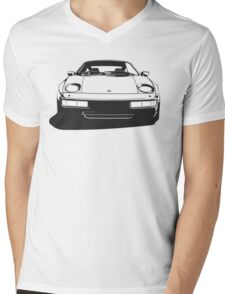 Icons Version 5.0 Mens V-Neck T-Shirt