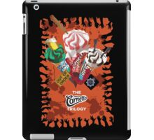 The Cornetto Trilogy iPad Case/Skin