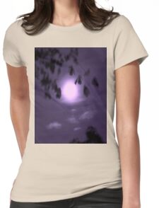 Moonglow Tee Womens Fitted T-Shirt