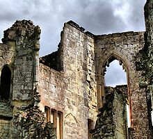 Old wardour Castle 11 by davesphotographics