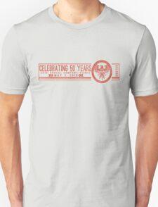 Celebrating 50 Years Unisex T-Shirt