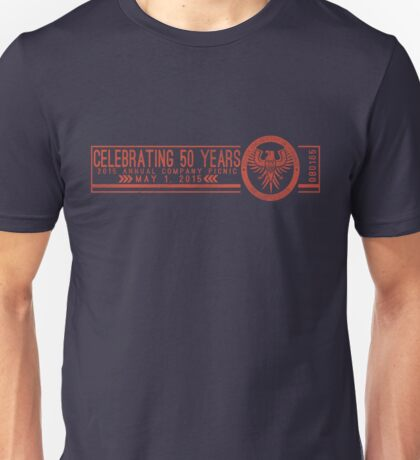 Celebrating 50 Years Unisex T-Shirt