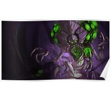 Abathur - Heroes of The Storm Poster