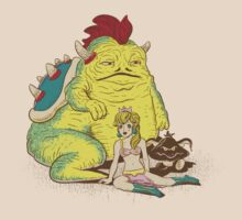 Koopa the Hutt by wearviral
