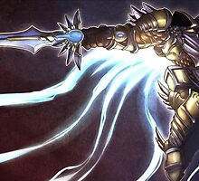 Tyrael - Heroes of The Storm by MindxCrush