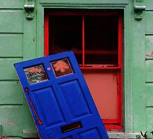 BlueDoor by Charlotte Harold