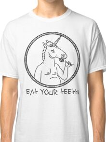 EAT YOUR TEETH Classic T-Shirt