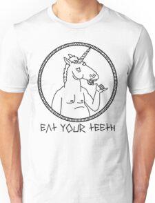 EAT YOUR TEETH Unisex T-Shirt