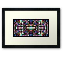 Hyperdrive Framed Print