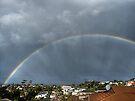 Stormy Rainbow.........! by Roy  Massicks