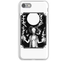 the hierophant iPhone Case/Skin
