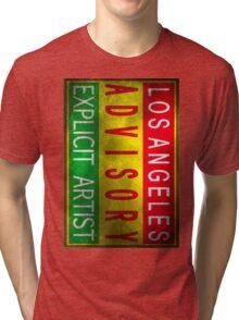 Los Angeles Tri-blend T-Shirt