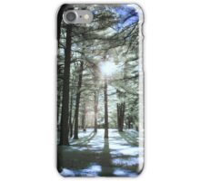 The White Light iPhone Case/Skin