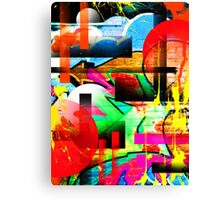 Abstract Urban 5.  Canvas Print