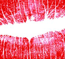 Hot Lips Sticker