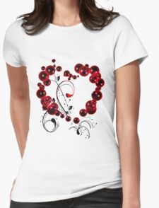 Red Love T Shirt T-Shirt