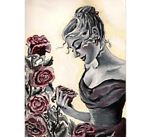 Roses' Grace Photographic Print