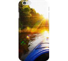 Sunrise Kayaking  iPhone Case/Skin