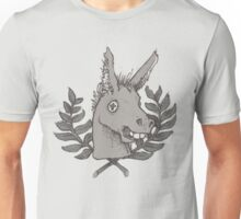Donkey's Head Unisex T-Shirt