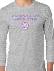 Pastel Level Up Long Sleeve T-Shirt