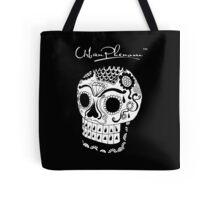 Urban Phenom™ - Skull Black Edition Tote Bag