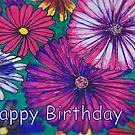 happy birthday by linsads