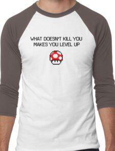 Makes You Stronger Men's Baseball ¾ T-Shirt