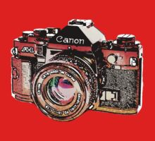 Canon by SRAGLLEST