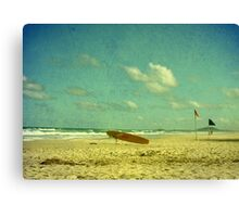 Surf Rescue Canvas Print