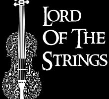 lord of the strings by teeshoppy
