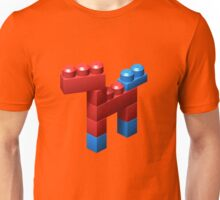 3D Little Horse Unisex T-Shirt
