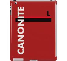 Canonite iPad Case/Skin
