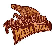 Mega Fauna Photographic Print