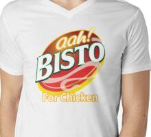 Bisto For Chicken Mens V-Neck T-Shirt