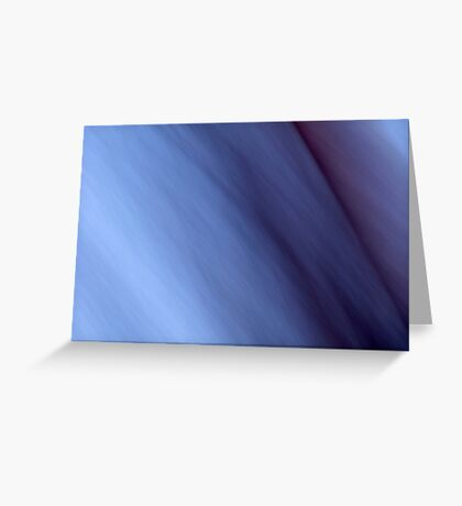 Fade into You Greeting Card